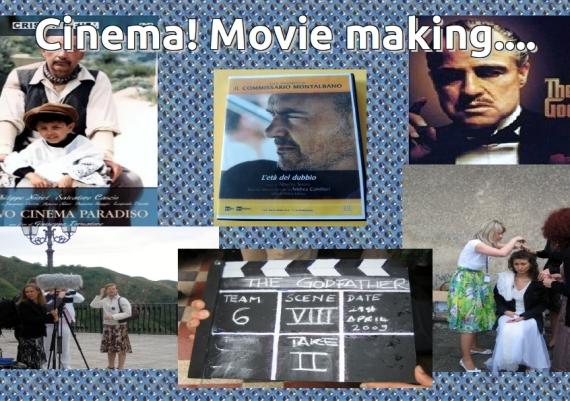 ACTION! CINEMA! Make a movie