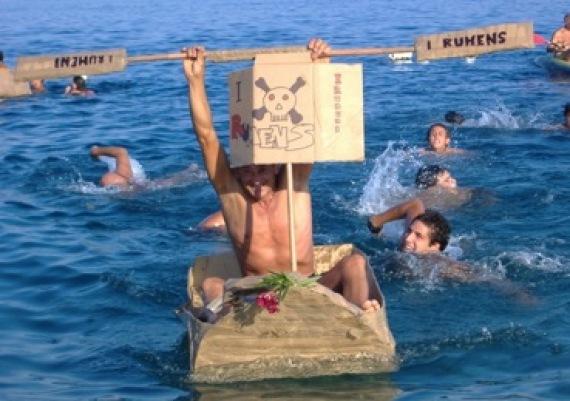 Build a boat